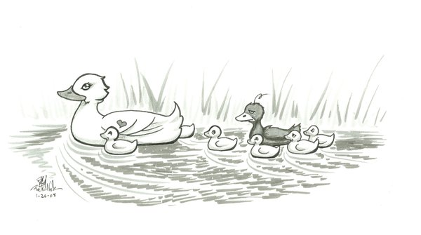 The_Ugly_Duckling_by_rachelthegreat